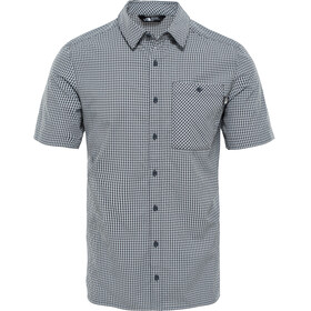 The North Face Hypress S/S Shirt Men asphalt grey